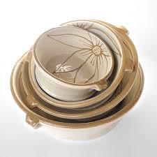 ficelle de cuisine poterie cuisine plat à gratin décor ficelle