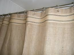 jute shower curtain unavailable listing on etsy burlap shower burlap shower curtain