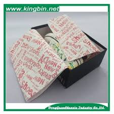 tissue wrapping paper shoes packaging wrapping tissue paper with custom logo printing