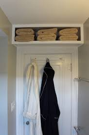 towel storage ideas for small bathroom 10 genius ways to get more towel storage in a small bathroom