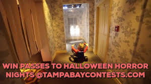 halloween horror nights passes win passes to halloween horror nights youtube