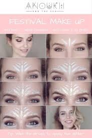 Halloween Makeup Application Tips Best 20 Angel Makeup Ideas On Pinterest Theatrical Makeup