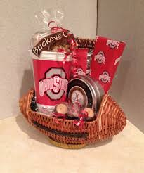 ohio gift baskets the osu gift basket