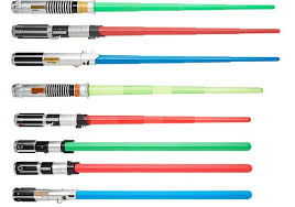 Star Wars Light Saver Star Wars Lightsaber Bladebuilders Toys Allows Kids To Mix And