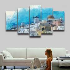 Artwork For Home Decor Online Get Cheap Large Vertical Paintings Aliexpress Com