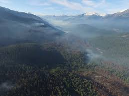 Bc Wildfire Drone by First Of A New Breed Hummingbird Drones Vertical Magazine