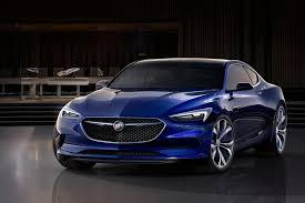 buick opel opel calibra concept buick avista turns into opel calibra car