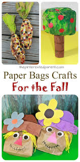 Halloween Brown Paper Bag Crafts 593 Best Fall Crafts And Activities Images On Pinterest Fall