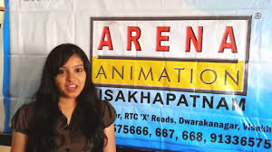Iacg Multimedia Get The Right Direction For Your Career At Arena Animation Vizag
