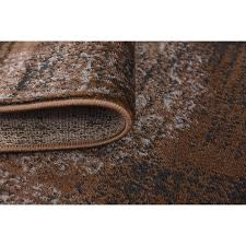Black And Brown Area Rugs Bungalow Rose Yareli Chocolate Brown Black Area Rug U0026 Reviews