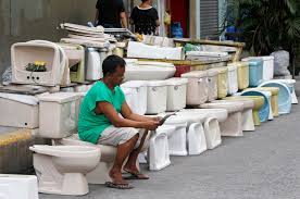 sit down toilets meh in asia many say squatting is superior