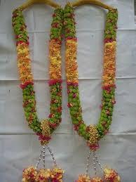 fresh wedding garlands indian wedding garlands wedding garlands