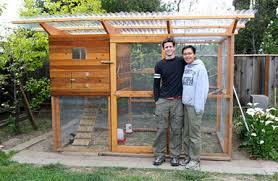 Backyard Chicken Coop Ideas Chicken Coop Plans Review The Garden Coop Coop Thoughts