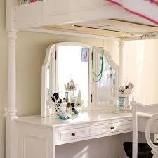 Pottery Barn Mirrored Vanity Chelsea Vanity Loft Bed Pbteen