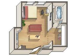300 Sq Ft House Floor Plan Is It Possible To Fit A Queen Sized Bed Into A 300 Sq Ft Studio