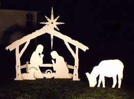 lighted outdoor nativity best lighted outdoor nativity for sale 6695