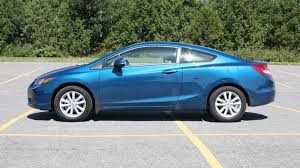 used honda civic review 2012 2015