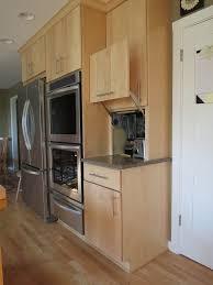 Kitchen Appliance Cabinets Galley Kitchen Designs Kitchen Modern With Appliance Cabinet