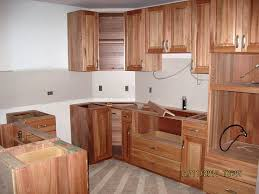 Modernize Kitchen Cabinets 94 Best Hickory Cabinets Images On Pinterest Construction