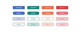 buttons designen 20 cool css buttons 2017 web graphic design bashooka