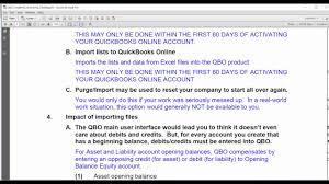 reset quickbooks online quickbooks online chapter 02 instructor notes youtube