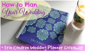 all the essentials wedding planner erin condren wedding planner 2015 review ups