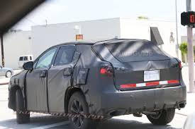 lexus rx next generation 7 seat lexus rx prototype spied testing autoguide com news
