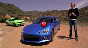 how is the ford mustang s subaru brz declares war on the 2013 ford mustang v6