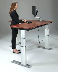 ikea height adjustable desk australia ikea standing desk hack iamnotaprogrammer slisports com