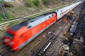 Bad Erlangen Ab Mittwoch Bahnstrecke Zwischen Nürnberg Und Bamberg Gesperrt