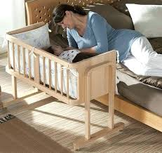 Safe Sleeper Convertible Crib Bed Rail Co Sleeper Convertible Crib Ntemporry Bby To Safe Sleeper