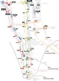 Staten Island Bus Map Cap U0027n Transit Rides Again May 2008