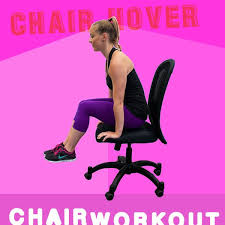 chair workout strength training exercises