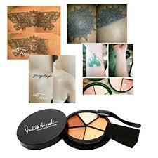 amazon com tattoo cover up concealer makeup waterproof beauty