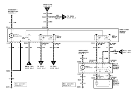could you send me a wiring diagram for power window circuit on 98
