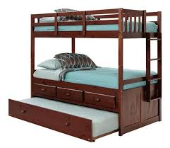 Twin Over Twin Bunk Beds With Trundle by 120 Best Bunk Beds Images On Pinterest 3 4 Beds Full Bunk Beds