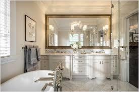 frameless mirrors for bathrooms
