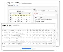 save your time with templates and weekly timesheets zoho blog