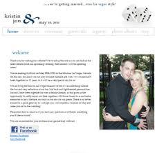 knot wedding website lostinbubbles