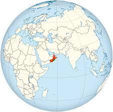 Map Of Oman Tanmia