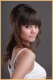 pinterest hairstyles for medium length hair medium hairstyle with bangs 2013 look young and beautiful with