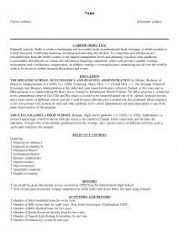 Government Resumes Examples Of Resumes The Most Important Thing On Your Resume