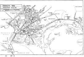 map of karachi historical maps of karachi