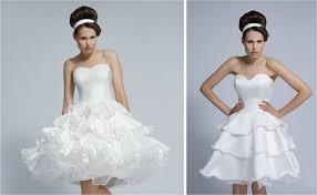 cheap short wedding dresses tobi hannah collection the wedding