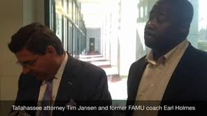 Holmes On Homes Cancelled by Judge Famu Owes Fired Coach Earl Holmes Nothing