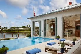 dutch west indies estate tropical exterior miami tropical pool