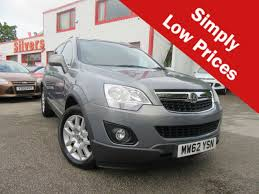used vauxhall antara cars for sale in leeds west yorkshire