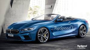 bmw bmw m8 convertible rendered by top speed