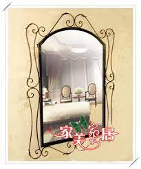 Wrought Iron Bathroom Furniture Wrought Iron Bathroom Mirror My Web Value