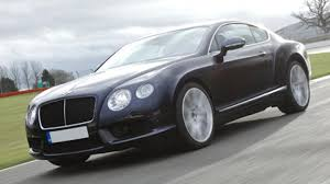 bentley vs chrysler logo first drive bentley continental v8 top gear